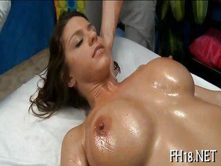 Busty Sex massage