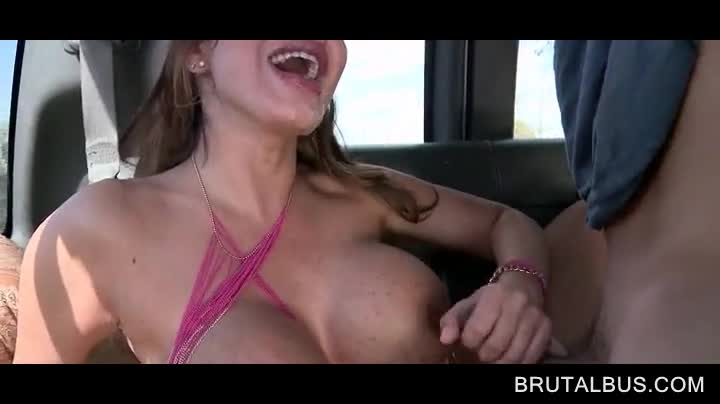 swallowing a big load